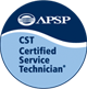 CST - Certified Service Technician