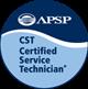 CST - Certified Service Technician